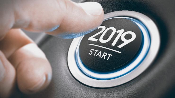 Novedades tributarias para 2019